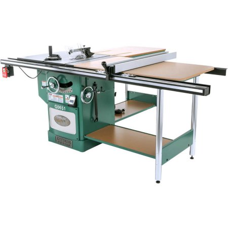 Best table saw reviews 2018 top rated brands for the money grizzly greentooth Choice Image
