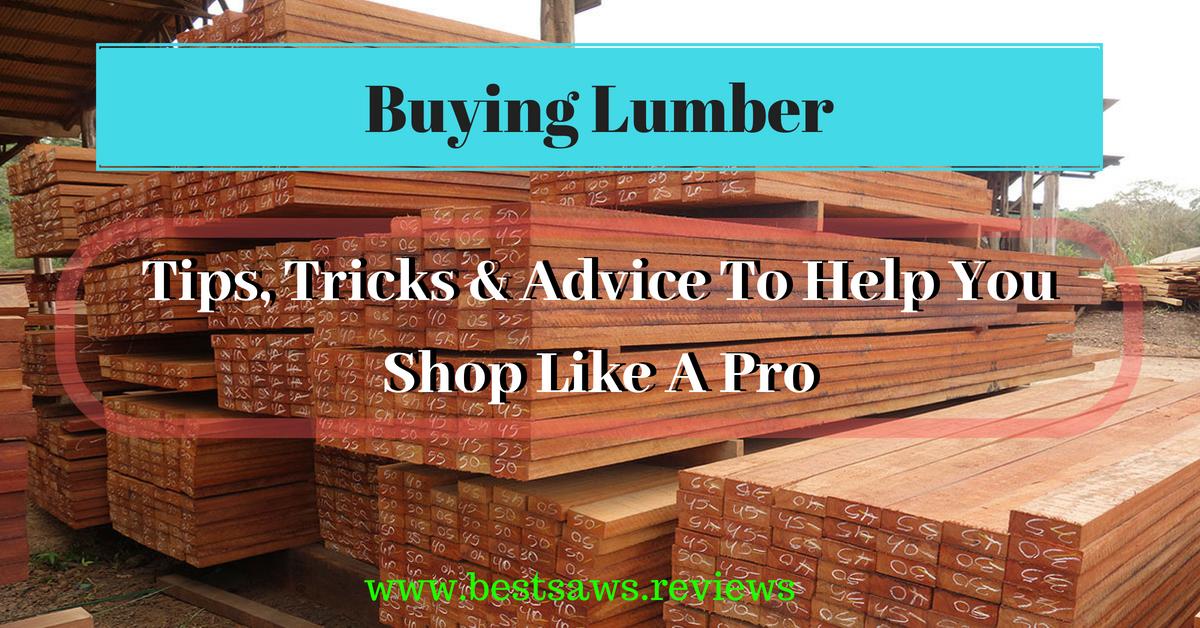 Buying Lumber
